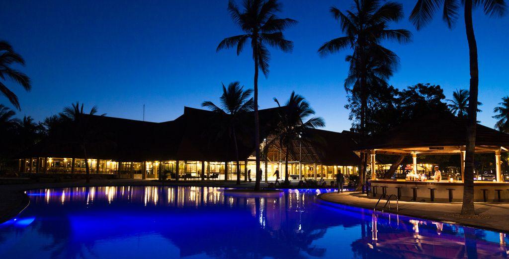 Een prachtig hotel