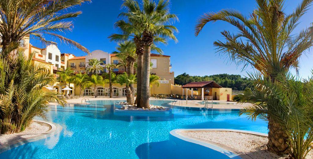 Waar u volop kunt genieten van de Spaanse zon