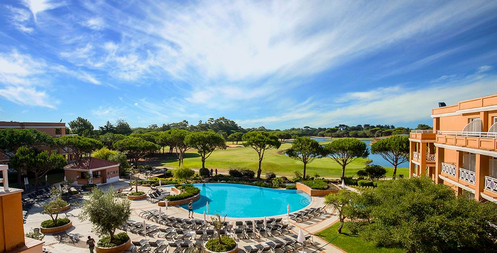 Welkom bij het Quinta da Marinha Resort