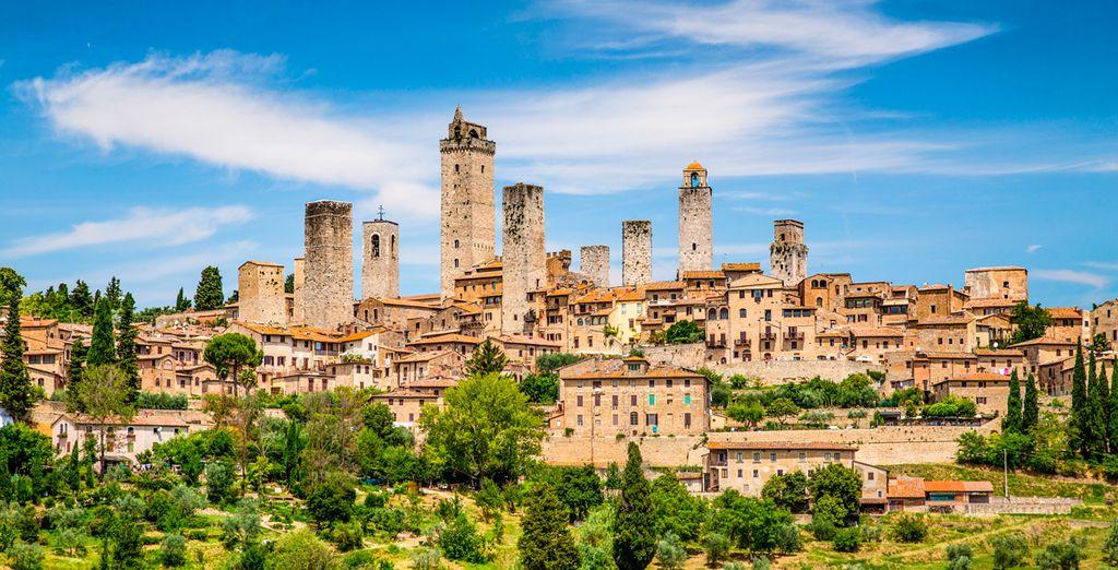 Maak kennis met het prachtige San Gimignano
