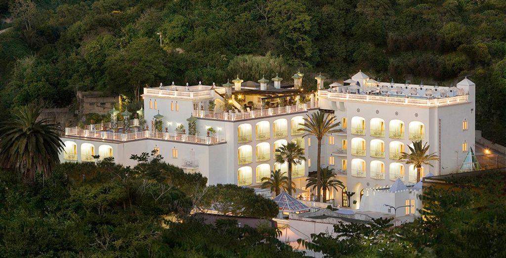 Het hotel biedt een fantastische ligging