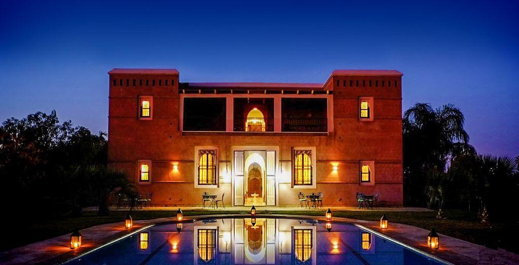 Welkom in Riad Terra Mia !