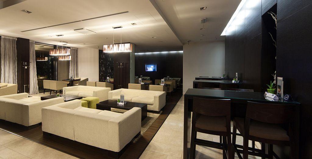 U zult genieten van uw verblijf in het Occidental Praha Five 4* hotel