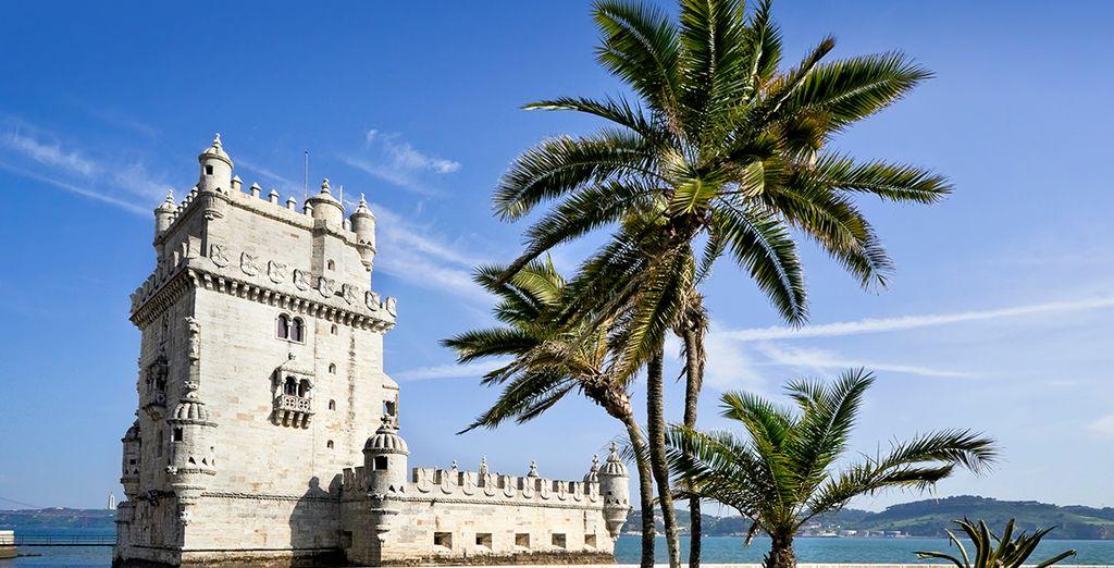 Bezoek de Toren van Belém
