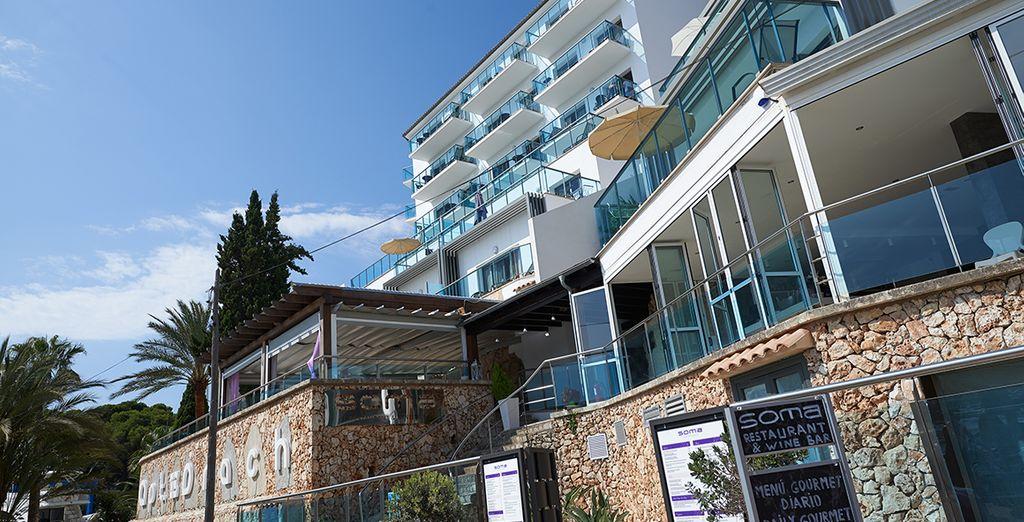 In Aparthotel Porto Drach 4*