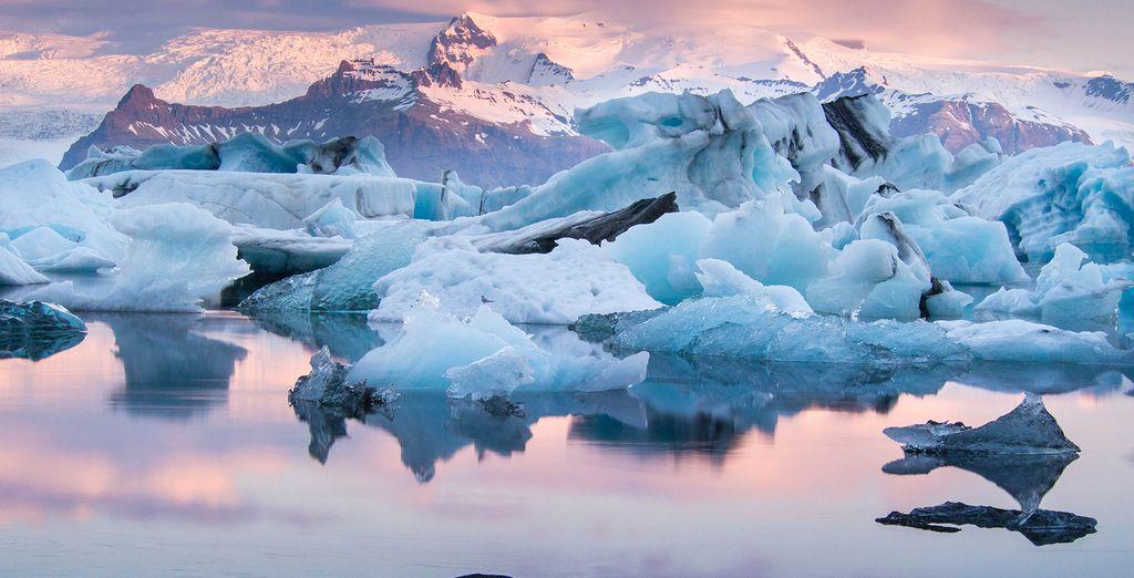 Ontdek de vele natuurlijke wonderen van IJsland