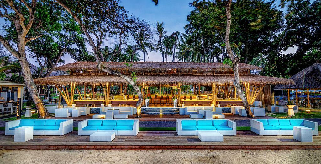 Uw reis gaat daarna door naar Prama Sanur