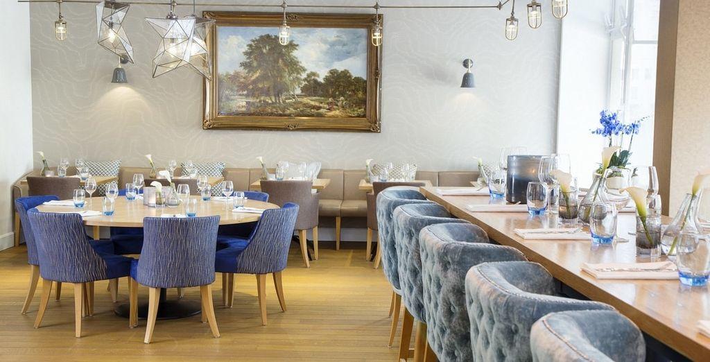 Het Bilderberg Parkhotel heeft een compleet nieuw restaurant: The Park