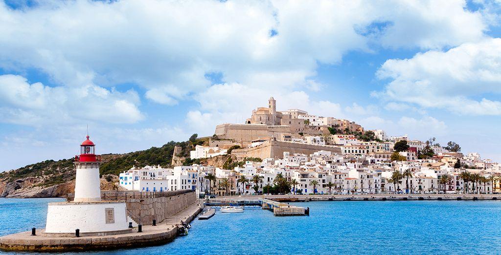 Welkom op het zonnige Ibiza!