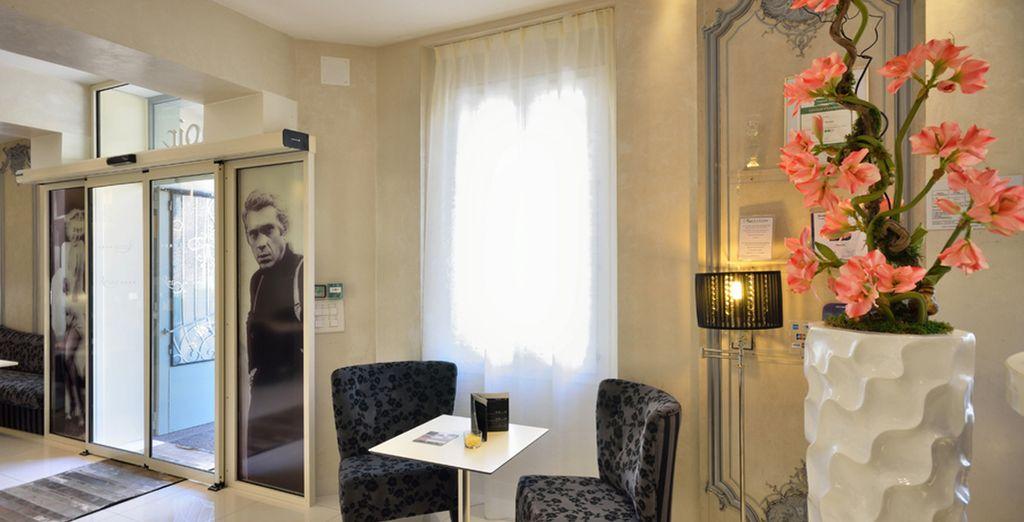 Ontdek een hotel dat past bij de glamour van de stad