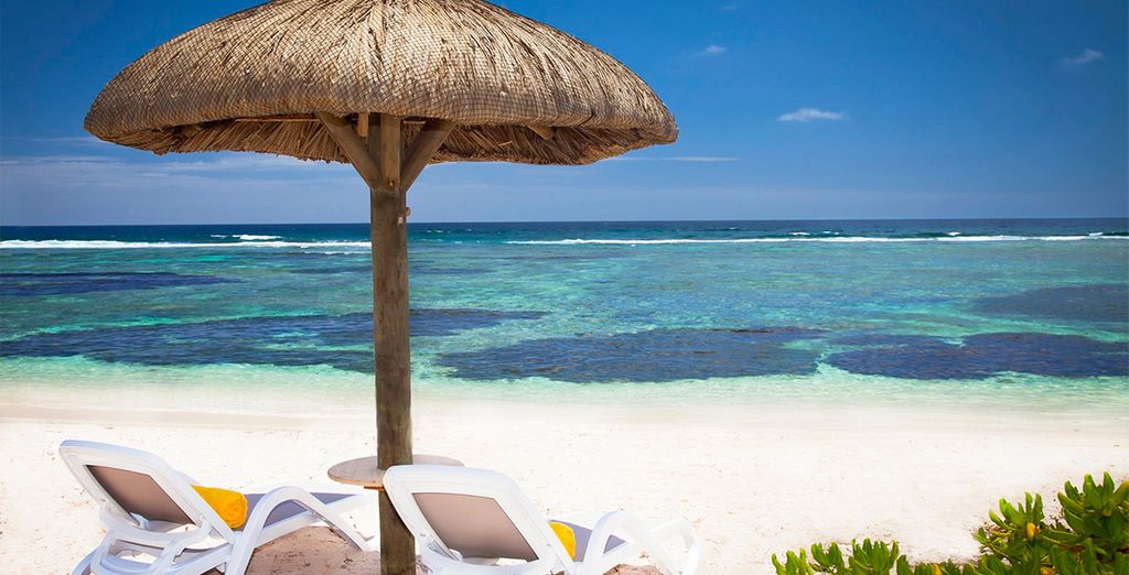 Direction l'hôtel Radisson Blu Poste Lafayette Resort & Spa Mauritius 4*