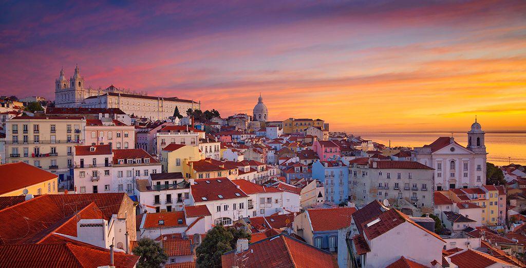 Fijn verblijf in Lissabon!