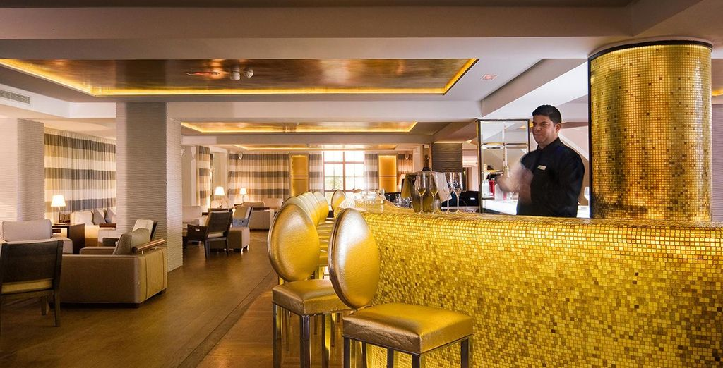 Een prachtig hotel met een subtiele elegantie