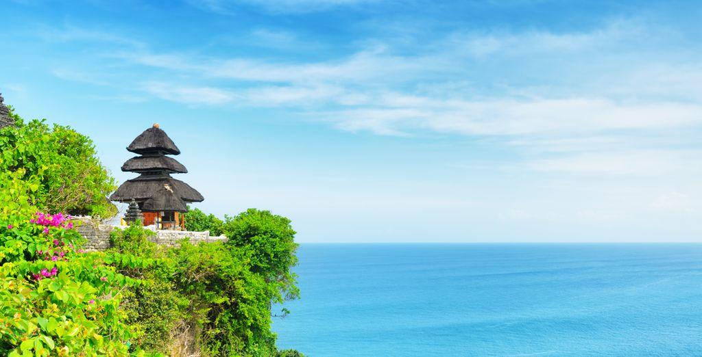 Het indrukwekkende Bali!
