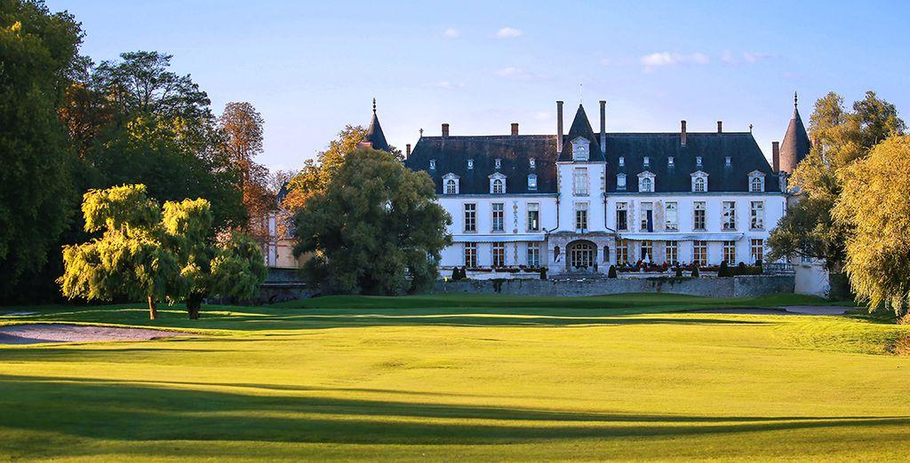 En wat als u kon proeven van het kasteelleven tijdens uw volgende vakantie?