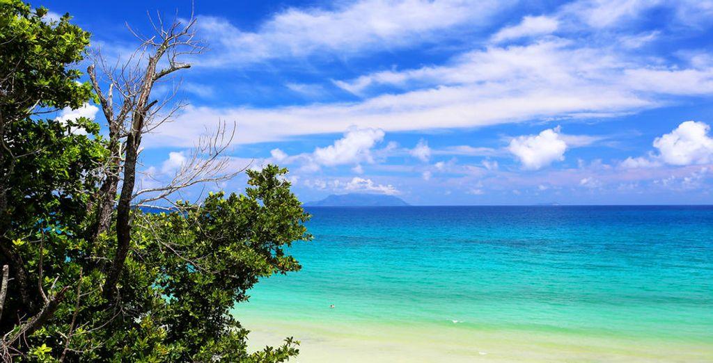 Heerlijk wegdromen op dit prachtige eiland