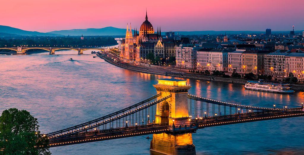 Reis naar Boedapest!
