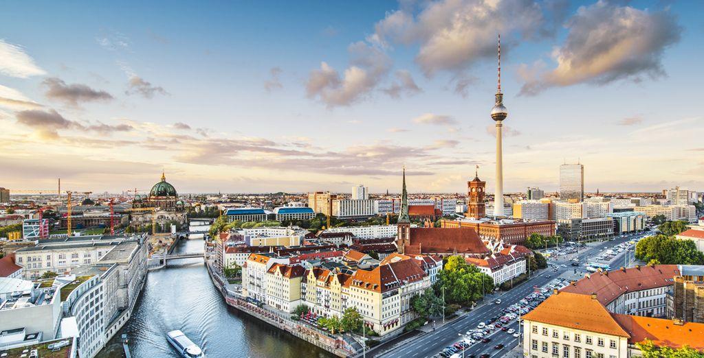 Op naar Berlijn