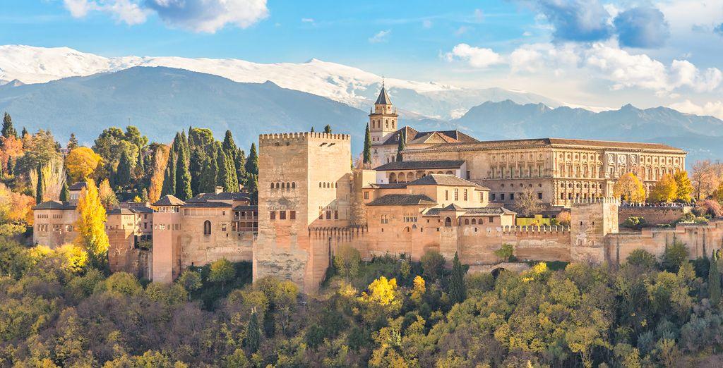 Veel plezier in Granada