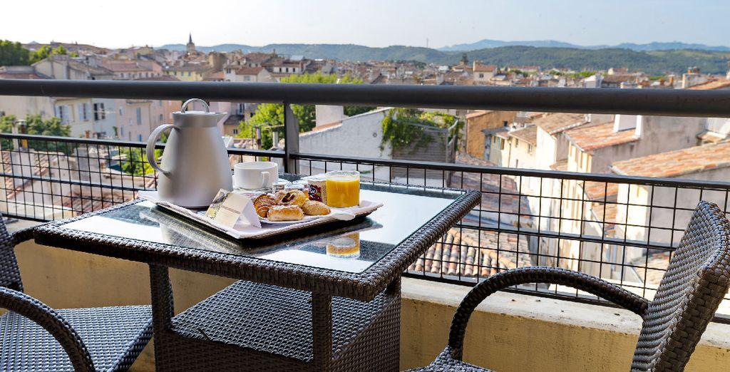 Behoefte aan een ontspannen vakantie in een charmant stadje in het zuiden van Frankrijk?