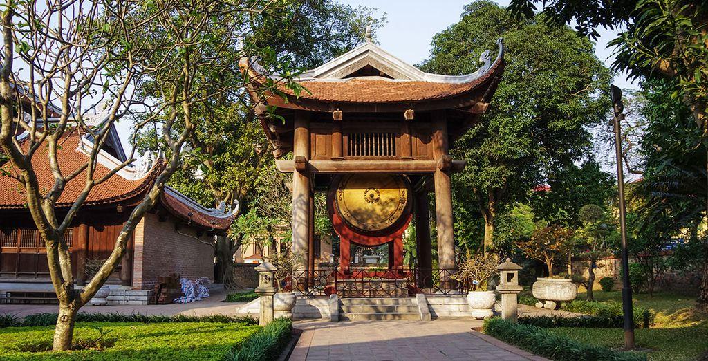 Alles begint met het authentieke Hanoi