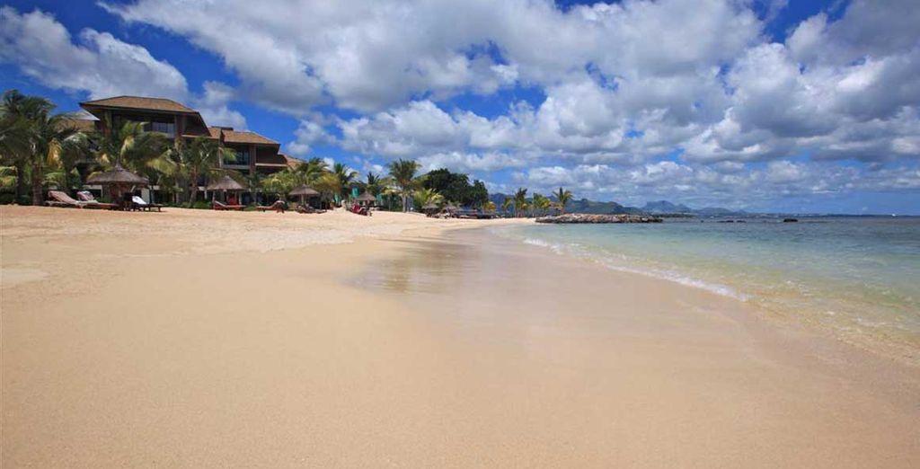 Geniet van een van de mooiste stranden ter wereld