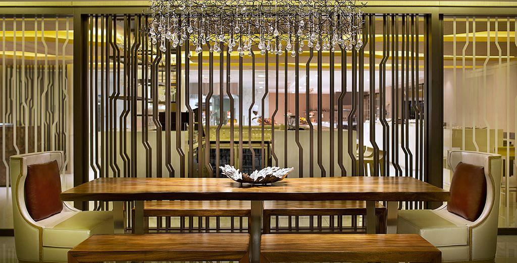 Een stijlvol en elegant hotel