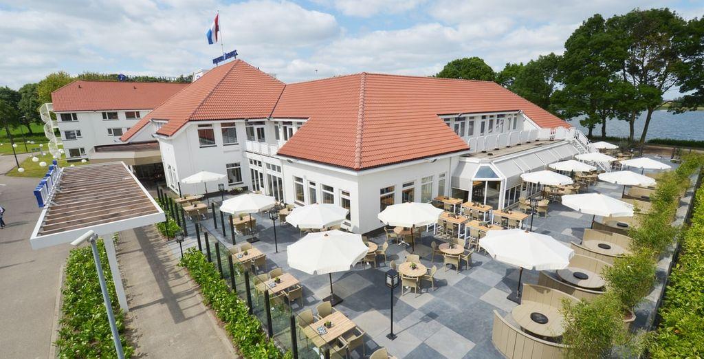 In het Fletcher Hotel-Restaurant 's-Hertogenbosch