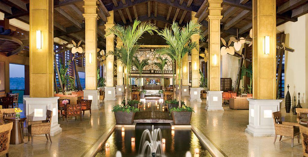 Een elegant 5* hotel