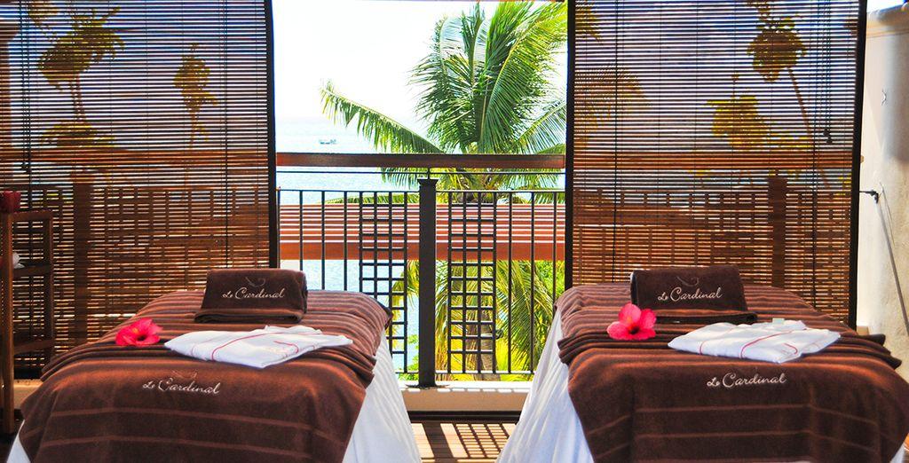Neem de tijd voor een ontspannende massage