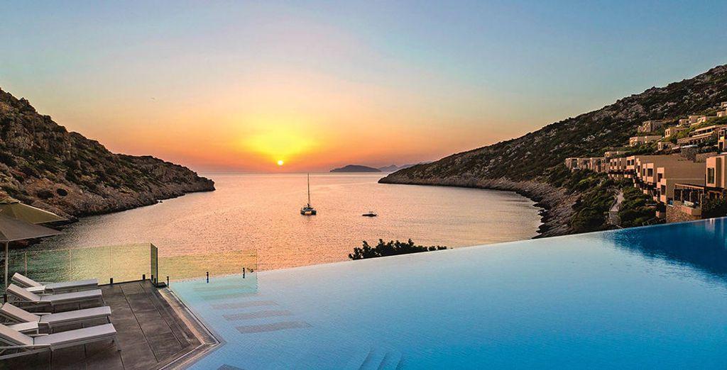 De mooiste zonsopgang krijgt u hier!