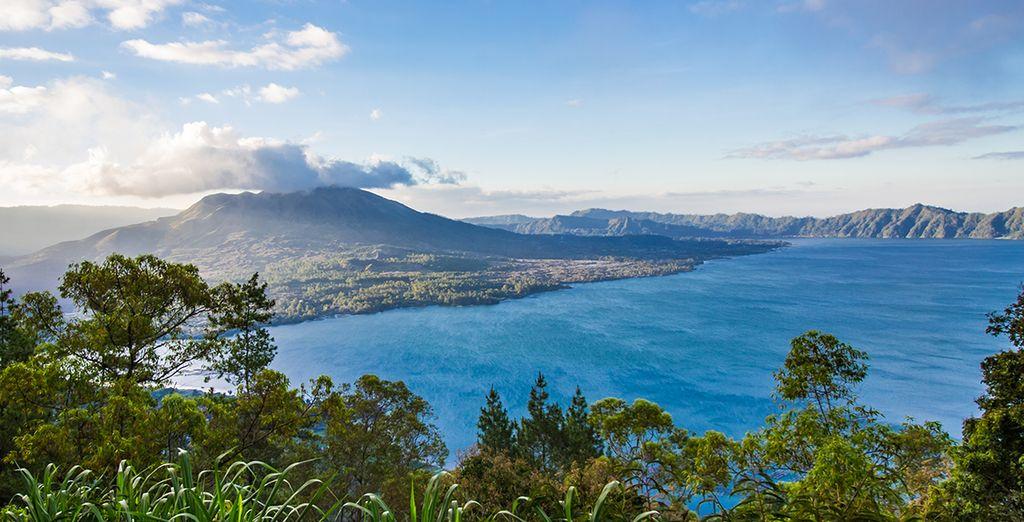 Mede dankzij de aangeboden excursies, zoals een bezoek aan de Batur vulkaan