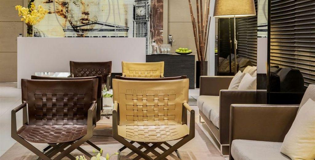 Het moderne hotel is de perfecte uitvalsbasis voor uw bezoek aan Londen