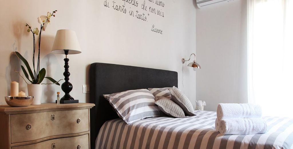 U voelt zich onmiddellijk thuis in hotel Baglio san Giovanni