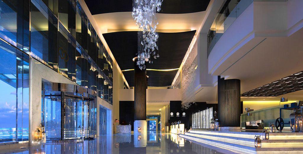 Welkom in het Sofitel Abu Dhabi Corniche 5*