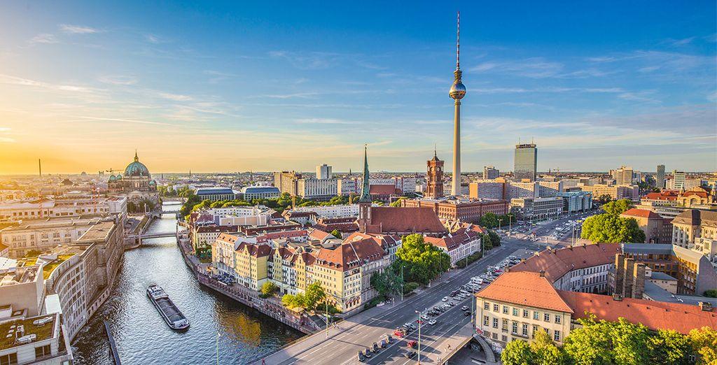 Fijn verblijf in Berlijn!