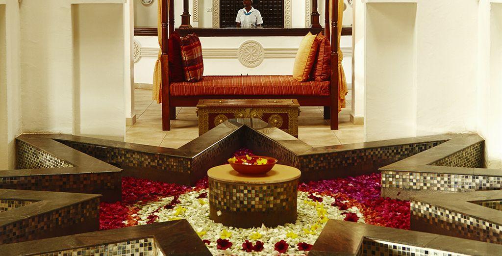 Ontdek de elegante ruimtes van uw hotel