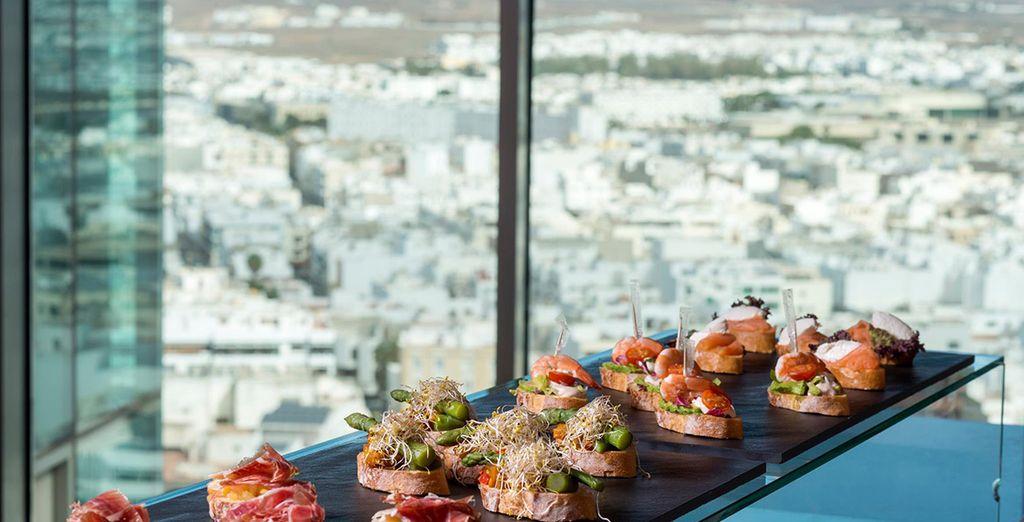 Heerlijke mediterraanse gerechten