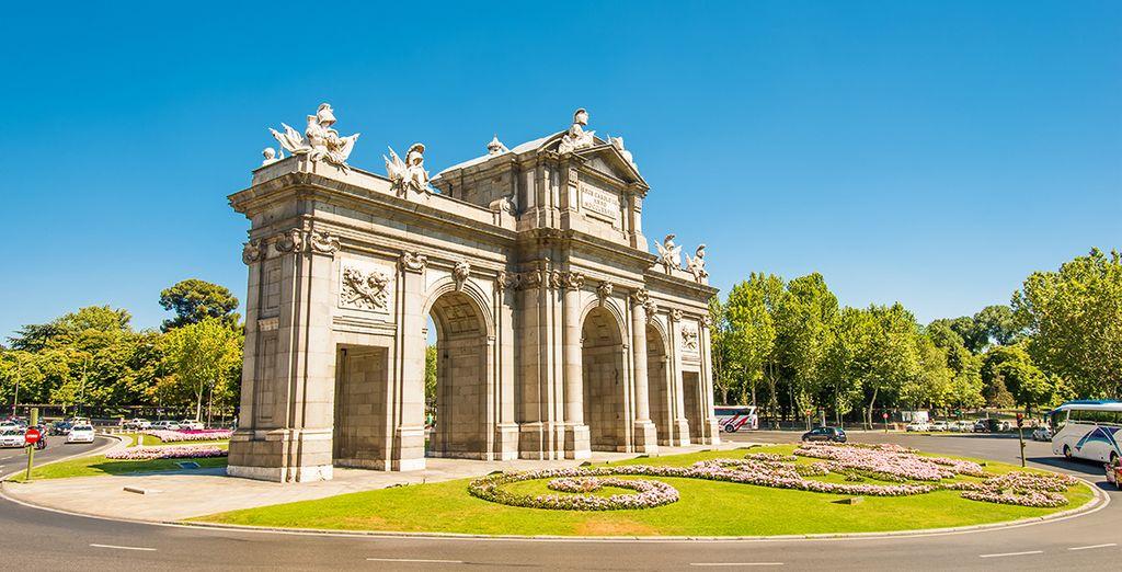 Fijn verblijf in Madrid!