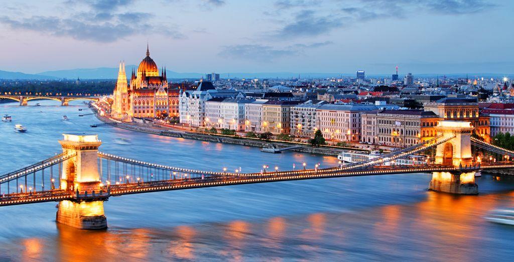 Een romantische en culturele stad...