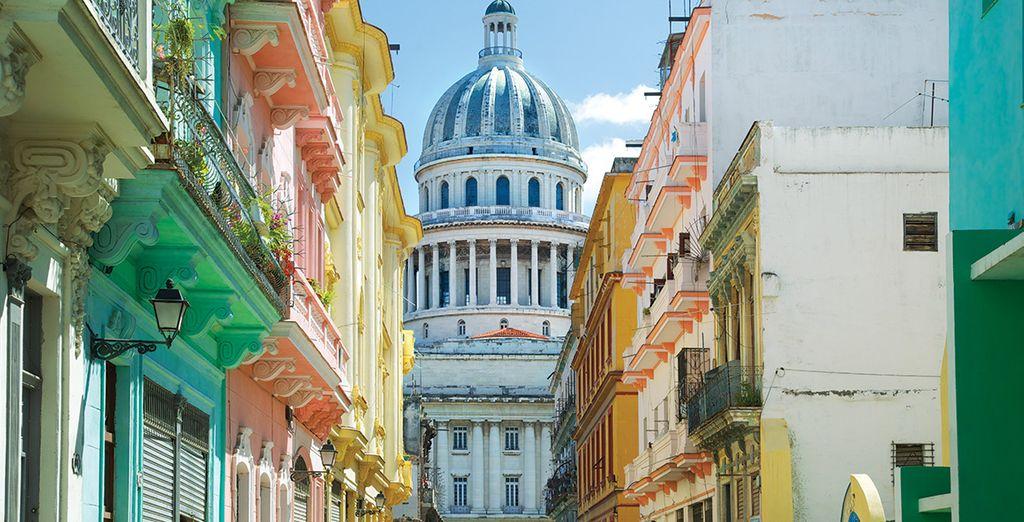 Deze fantastische reis begint in Havana