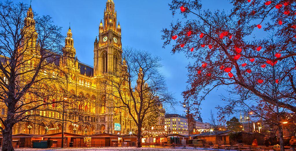 In het mooie Wenen!