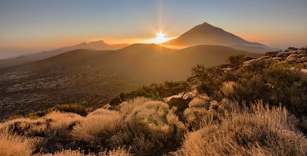 Plan een reis naar el Teide, de grootste vulkaan van het eiland