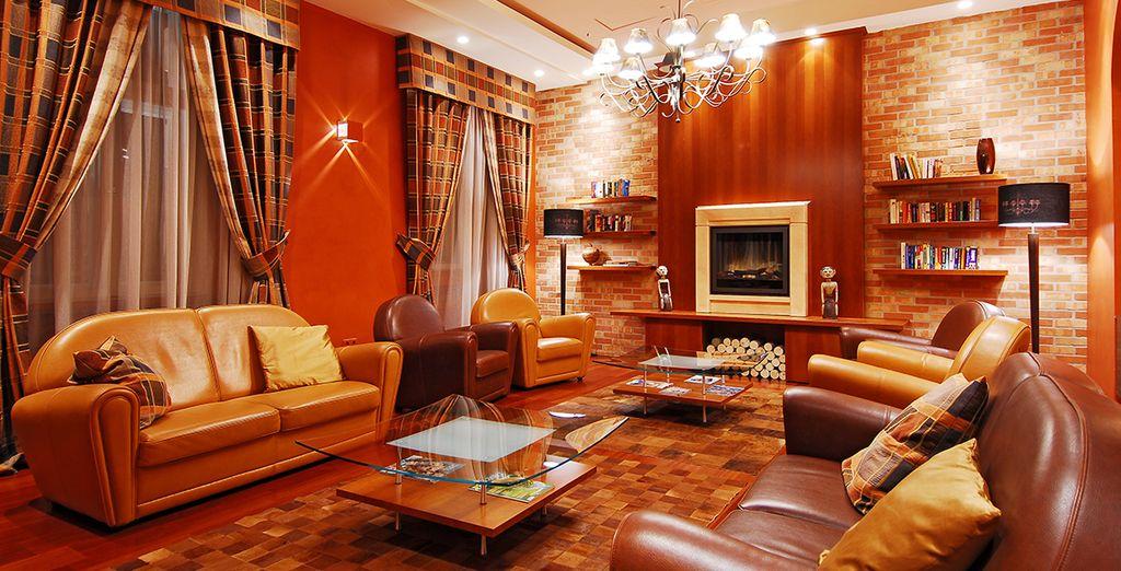 En ontdek het elegante Mamaison Residence Izabella 4*