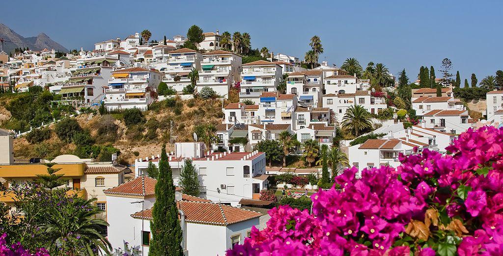 Val voor de charmes van deze regio, te beginnen bij Malaga