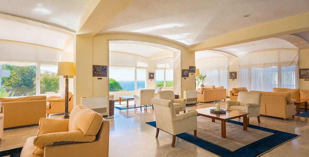 Hipocrates Curhotel is een comfortabel en luxe hotel