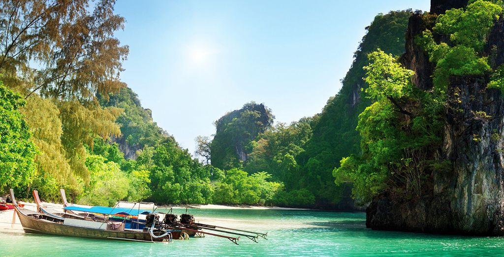 Ontdek de schoonheid van Phuket
