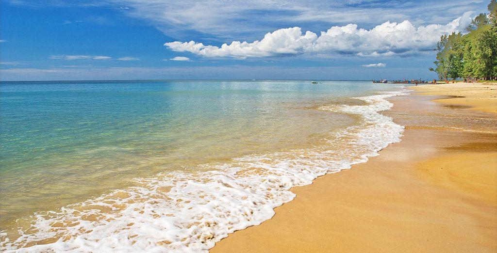 En met paradijselijke stranden