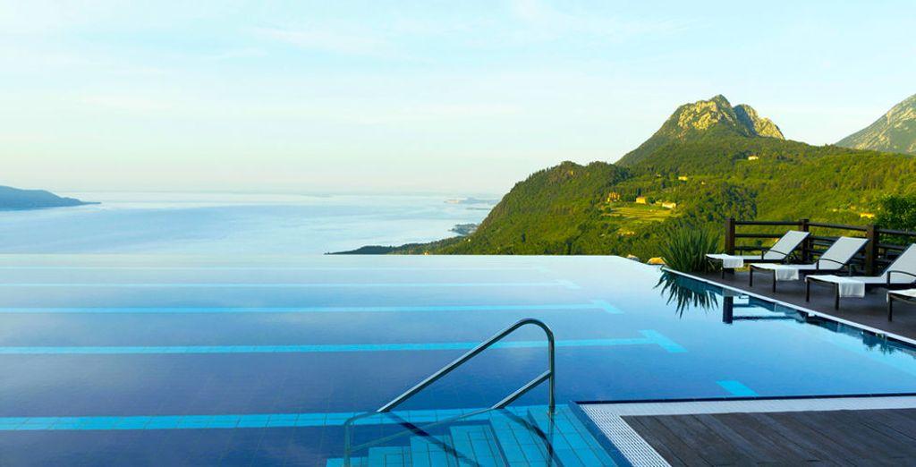 Welkom in het Lefay Resort & Spa Lago di Garda 5*!