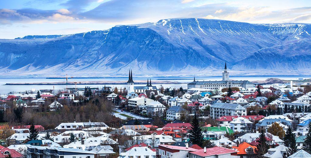 Welkom in Reykjavik
